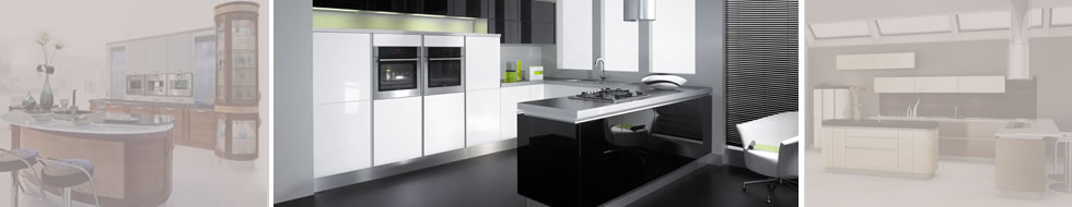 Kitchen showroom in Southampton