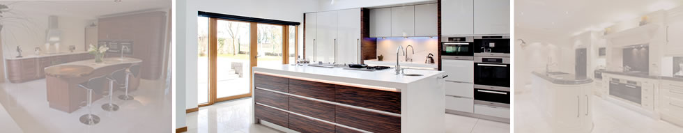 Kitchen design in Hampshire