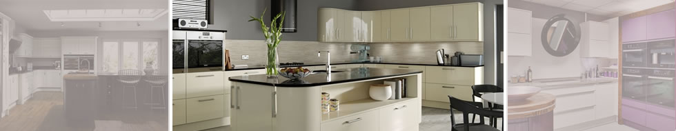 Kitchen design in Southampton