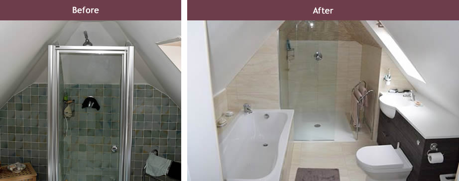 Bathroom design in Romsey
